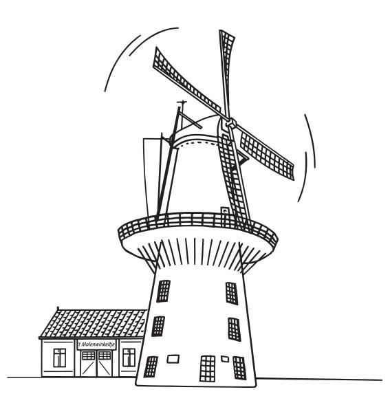 Aeolus logo molen