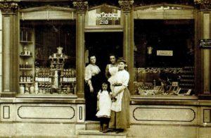 IJzerkoekje winkel van Deventer