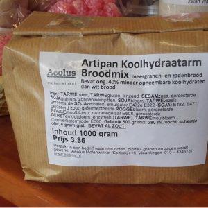 koolhydraatarme broodmix