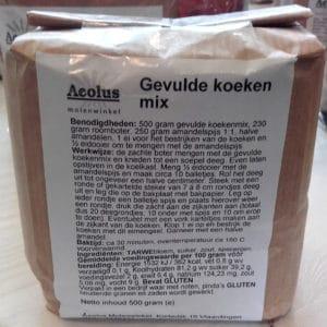 Gevulde koeken mix