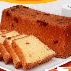 Frisse fruitcake