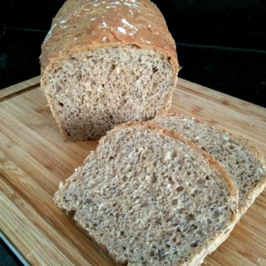 Recept brood bakken in de oven