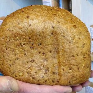 Energiek koolhydraatarmer broodmix 1000 gram