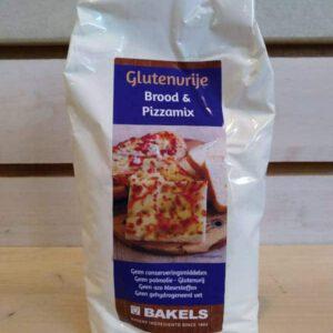 glutenvrije broodmix zak
