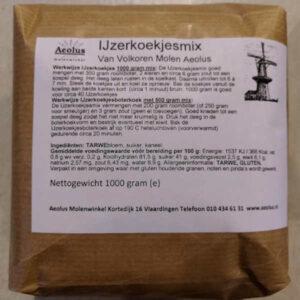 IJzerkoekjesmix 1000 gram